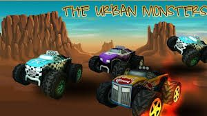 Monster-Trucks-Urban-Race-free-download-full