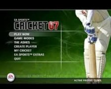 EA SPORTS CRICKET 2007 PC Games Free Download For Windows 7/8/8.1/10/XP Full Version