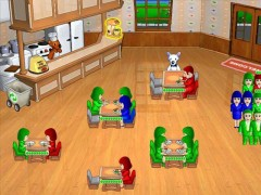 Free Download Milky Bear Lunch Frenzy PC Games For Windows 7/8/8.1/10/XP Full Version