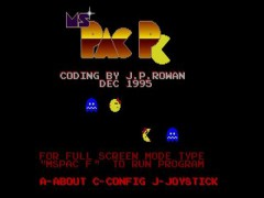 Pacman PC Games Free Download Full Version