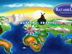 Rat and Louie Cook from the Heart Games Free Download Full Version