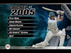 Cricket 2005 Screenshot Free Download For Windows 7/8/8.1/10/XP Full Version