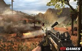 Far Cry 2 PC Games Free Download For Windows 7/8/8.1/10/XP Full Version
