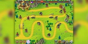 Free Download Medieval Defenders Game For PC