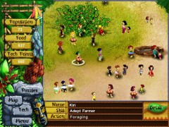 Free Download Virtual Villagers PC Games Full Version