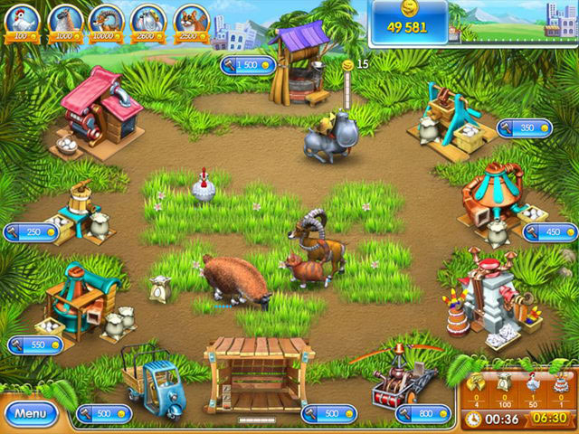 Free Download Farm Frenzy 3 PC Games Full