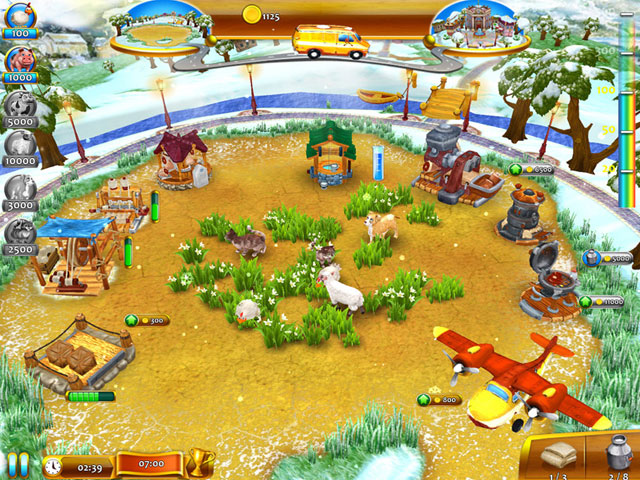 Free Download Farm Frenzy 4 PC Games For Windows 7/8/8.1/10/XP Full Version