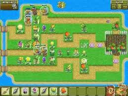 Free Download Garden Defense PC Games Full Version