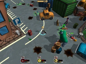 HotZomb Zombie Survival PC Games Free Download For Windows 7/8/8.1/10/XP Full Version