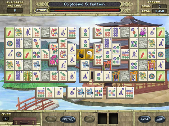 Mahjong Quest PC Games Free Download For Windows 7/8/8.1/10/XP Full Version