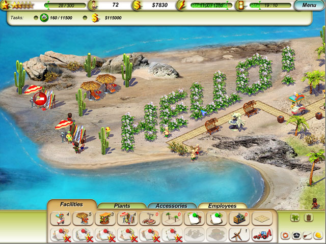 Free Download Paradise Beach PC Games For Windows 7/8/8.1/10/XP Full Version
