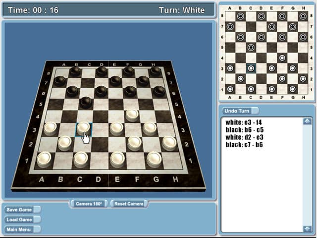 Free Download Checkers PC Games For Windows 7/8/8.1/10/XP Full Version