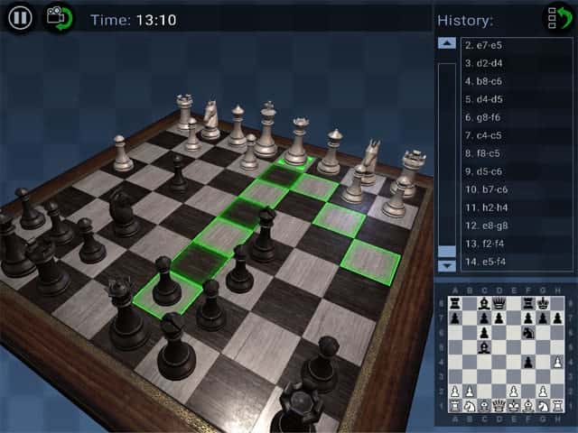 Free Download Chess Pro 3D PC Games For Windows 7/8/8.1/10/XP Full Version