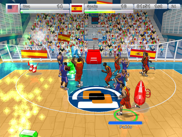 Free Download Incredi Basketball PC Games For Windows 7/8/8.1/10/XP Full Version