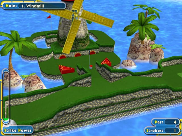 Free Download Mini Golf PC Games For Windows 7/8/8.1/10/XP Full Version