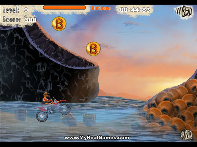 Free Download Nuclear Bike 2 Games For PC Windows 7/8/8.1/10/XP Full Version