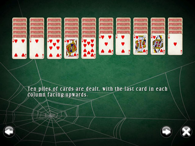 Free Download Spidermania Solitaire PC Games For Windows 7/8/8.1/10/XP Full Version
