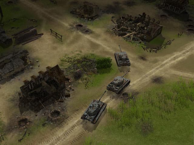 Free Download Sudden Strike Crimea PC Games For Windows 7/8/8.1/10/XP Full Version
