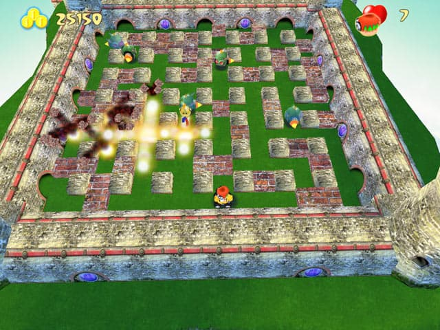 Free Download Bomberman PC Games Full Version