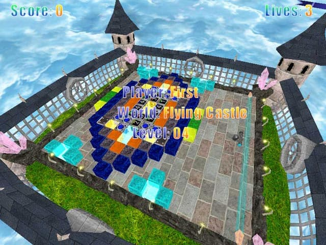 Free Download Breakout 3D PC Games Full Version