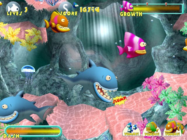 Free Download Fish Tales PC Games Full Version
