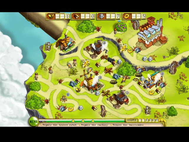 Free Download Flying Islands Chronicles PC Games For Windows 7/8/8.1/10/XP Full Version
