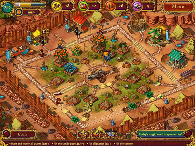 Free Download Gardens Inc 2 PC Games For Windows 7/8/8.1/10/XP Full Version