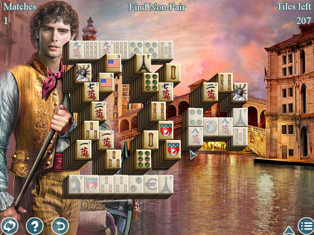 Free Download Greatest Cities Mahjong PC Games For Windows 7/8/8.1/10/XP Full Version