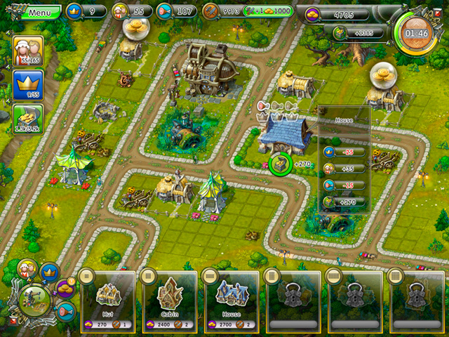 Free Download Kingdoms Heyday PC Games For Windows 7/8/8.1/10/XP Full Version