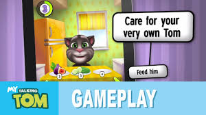 My Talking Tom PC Games Free Download For Windows 7/8/8.1/10/XP Full Version