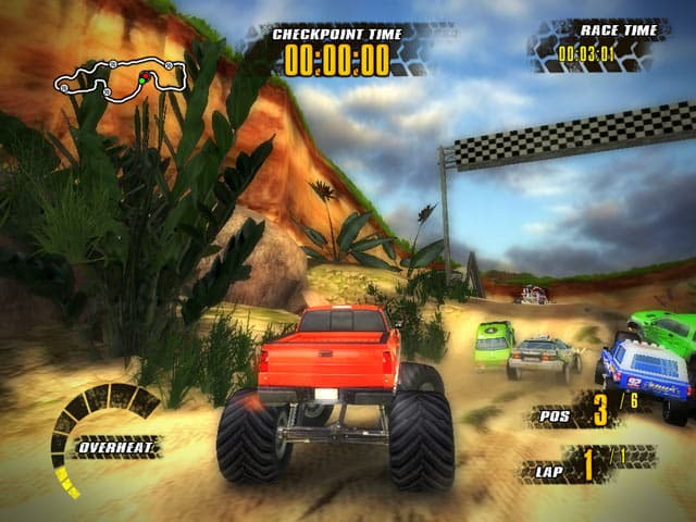 Free Download Off Road Super Racing PC Games For Windows 7/8/8.1/10/XP Full Version
