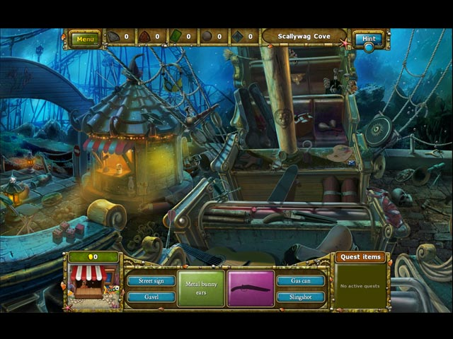 Tales of Lagoona 2 Peril at Poseidon Park PC Games Free Download For Windows 7/8/8.1/10/XP