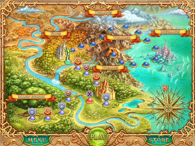 Free Download The Chronicles of Emerland Solitaire PC Games Full Version