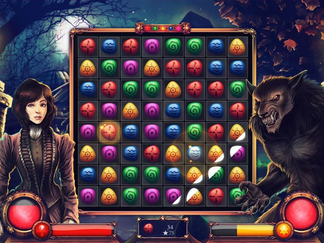 Free Download The Mahjong Huntress PC Games For Windows 7/8/8.1/10/XP Full Version