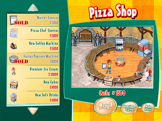 Free Download Turbo Pizza PC Games Full Version