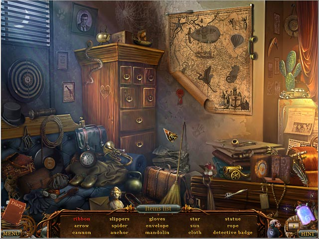 Voodoo Chronicles The First Sign PC Games Free Download For Windows 7/8/8.1/10/XP Full Version