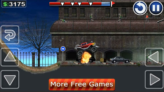 Free Download Zombie Killer Race – IOS PC Games For Windows 7/8/8.1/10/XP Full Version