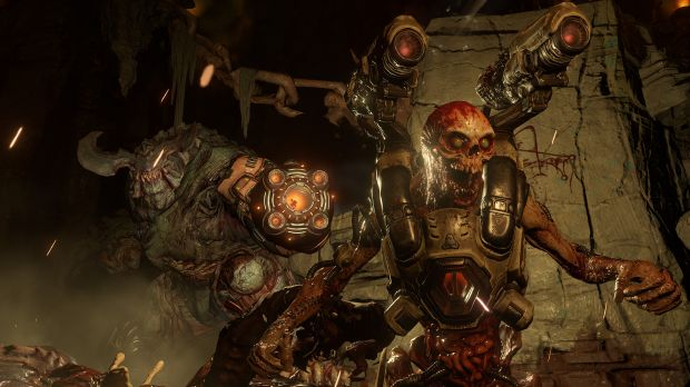 Free Download Doom PC Games Full Version